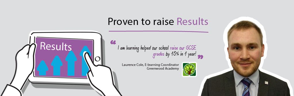 Laurence Cole, E-learning Coordinator from Greenwood Academy